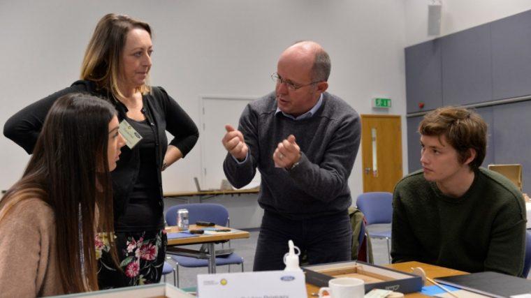 Ford Dunton Technical Center Teacher Project