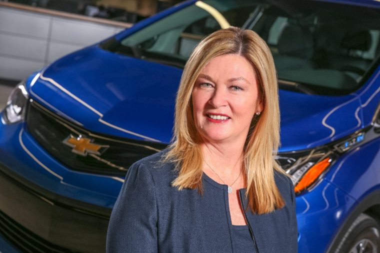 Pamela Fletcher and Michael Ableson get EV-related promotions at General Motors