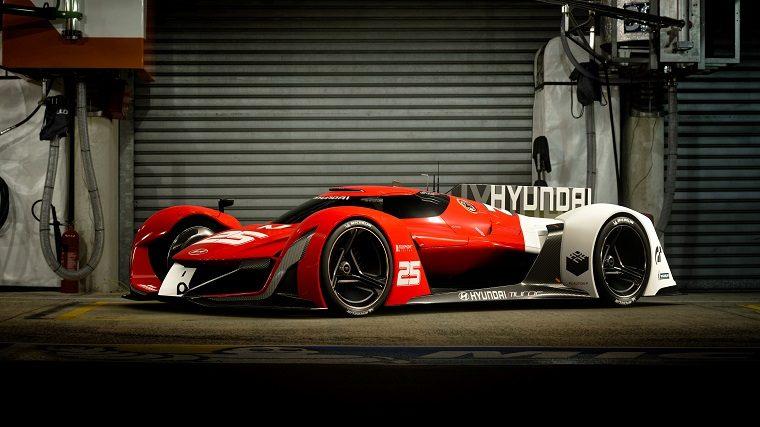 The Hyundai N 2025 Vision Gran Turismo