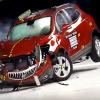 IIHS passenger small overlap crash test