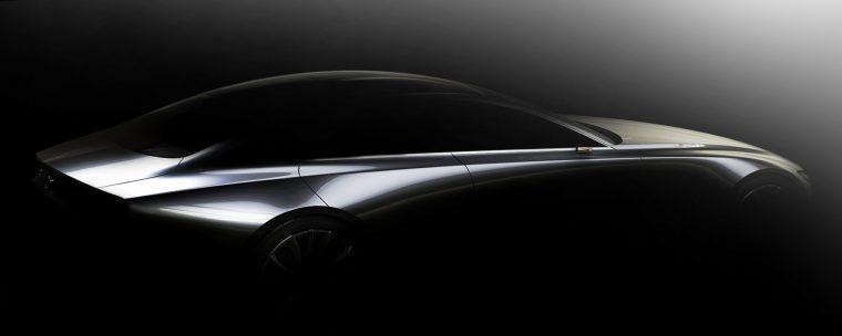 Mazda next generation design concept car 2017 Tokyo Motor Show