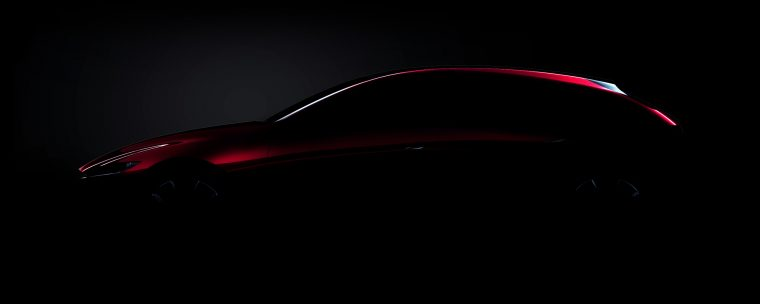 Mazda next generation product concept