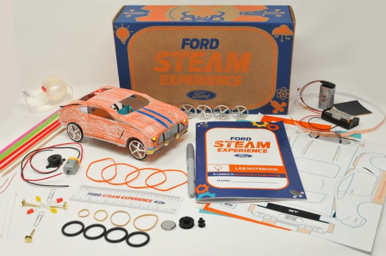 Ford STEAM Experience Box