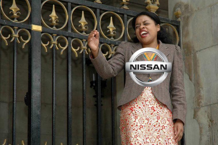 Singing Nissan