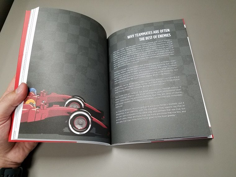 Speed Read F1 by Stuart Codling