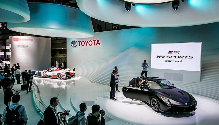 Toyota at 45th Tokyo Motor Show