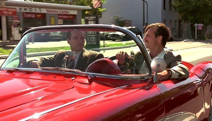 True Lies Worst Used Car Salesmen Simon Harry Tasker Corvette