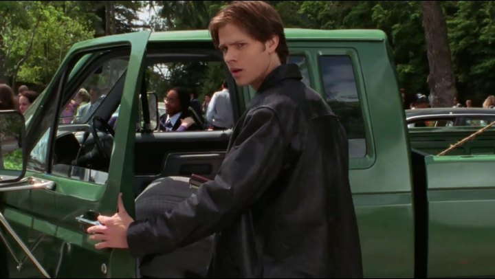 Gilmore Girls - Dean Forester's 1987 Ford F-150
