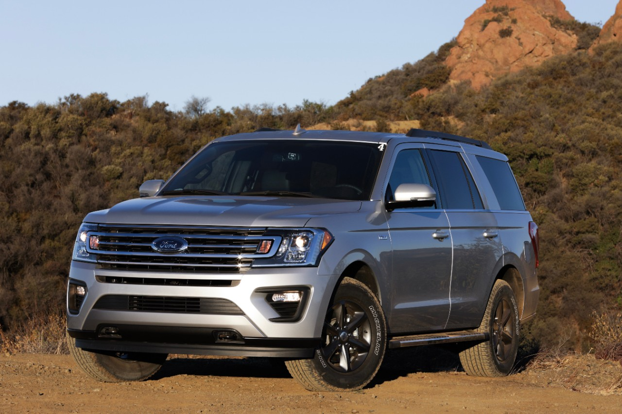 2018 Ford Expedition, F-150 Pull in Kelley Blue Book Best ...