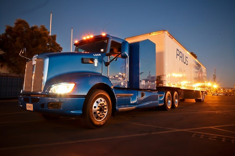 2017 Project Portal Fuel Cell Truck