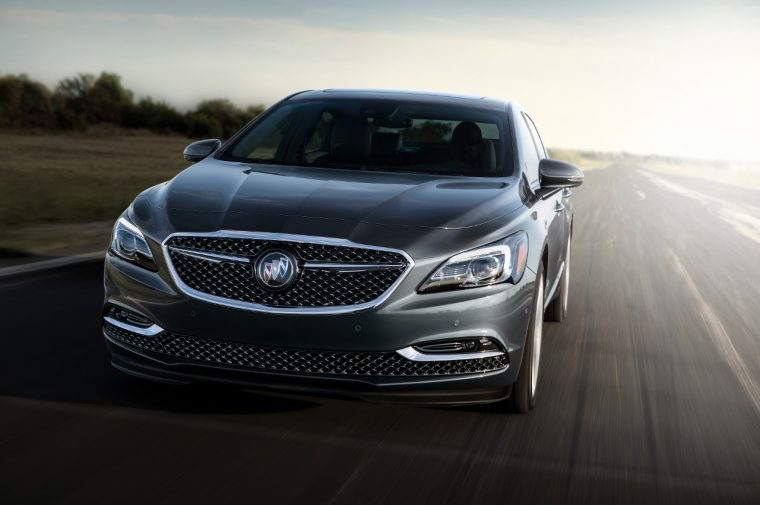2019 Buick Lacrosse Set To Receive Two New Exterior Hues And A Sport