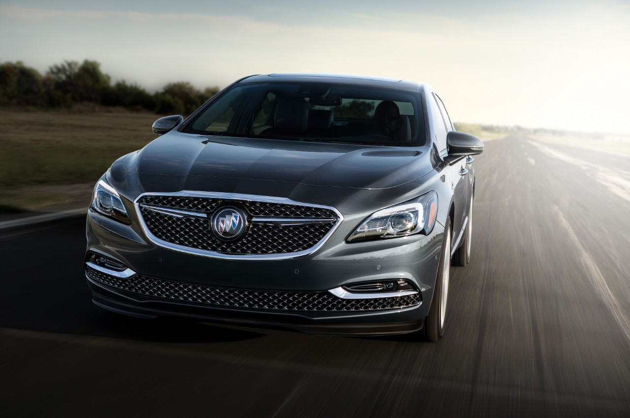 2019 Buick LaCrosse Set to Receive Two New Exterior Hues ...