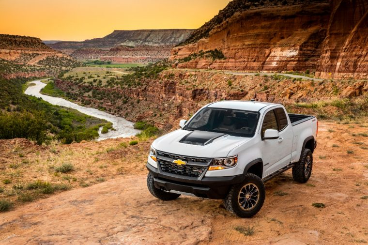 2018 Chevrolet Colorado Overview - The News Wheel