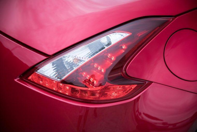 2018 Nisan 370Z roadster convertible overview details specs features trims brake light