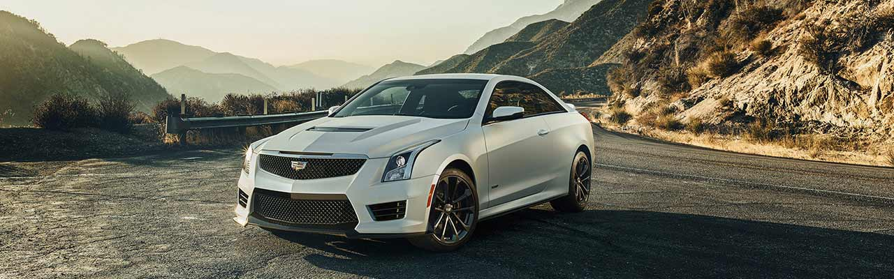 2018 Cadillac ATS-V Coupe | The News Wheel