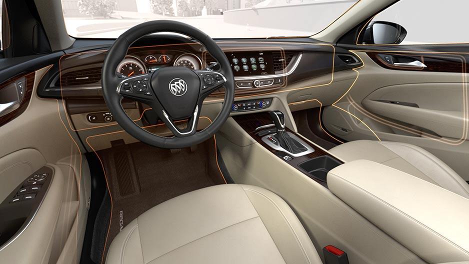 2019 Buick Regal Tourx | 2019 - 2020 GM Car Models
