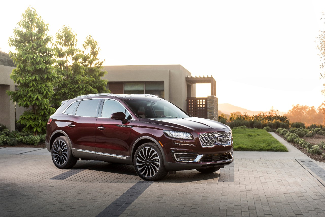 To Have And Have Naut Ilus 2019 Lincoln Nautilus