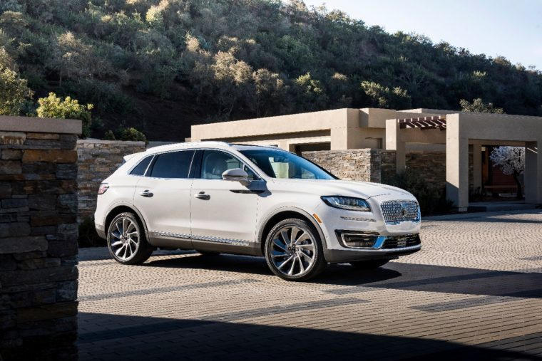 2019 Lincoln Nautilus | Lincoln sales November 2018