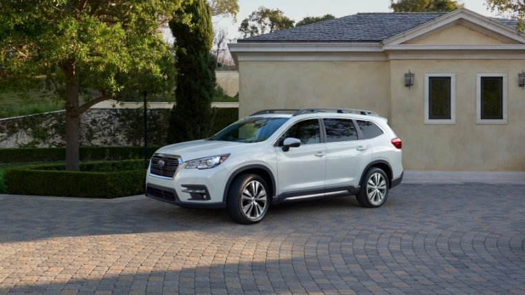 2019 Subaru Ascent Limited reveal
