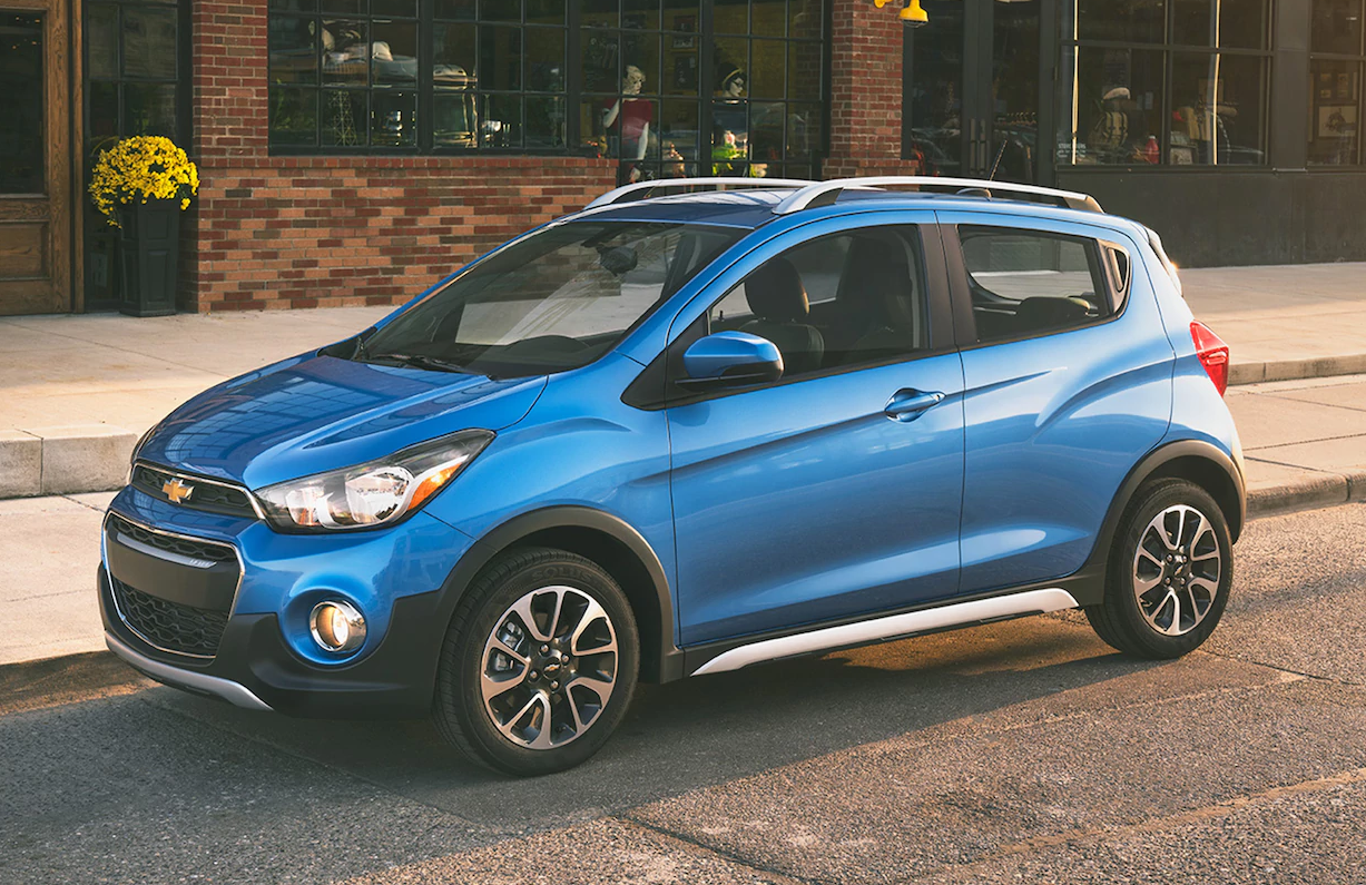Chevrolet Spark Reportedly the Next Model on the Chopping Block for Chevy - The News Wheel