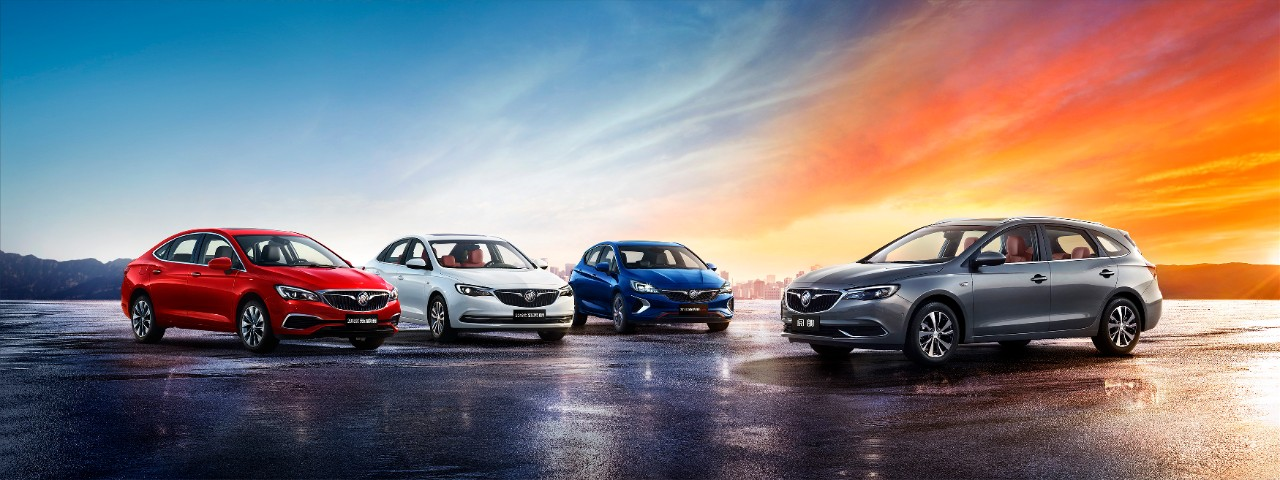 Buick Introduces GL6 Mid-Size MPV, Excelle GX Wagon to ...