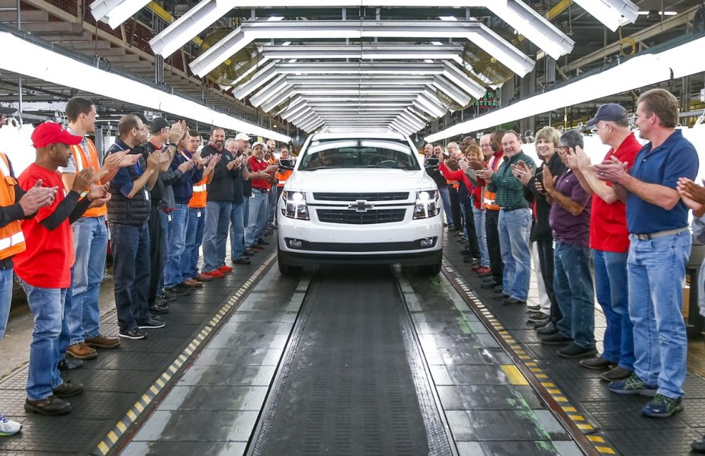 11 millionth vehicle produced at Arlington Assembly