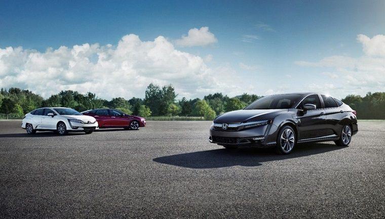 Honda Clarity Series