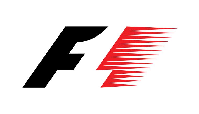 Old Formula One Logo