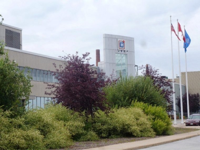 St. Catharines Propulsion Plant