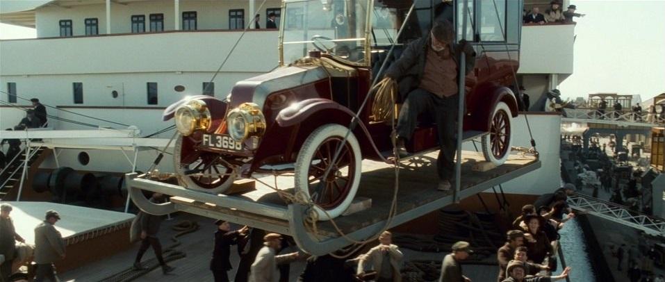 1912 Renault 35CV