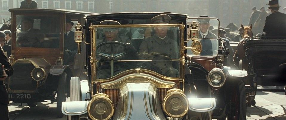 1912 Renault Enclosed Limousine 1