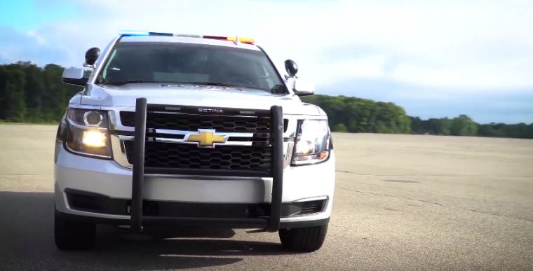 2018 Chevy Tahoe PPV