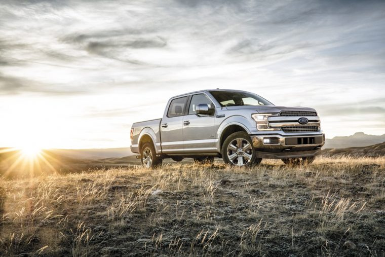 2018 Ford F-150 pickup truck overview specs details purchase information