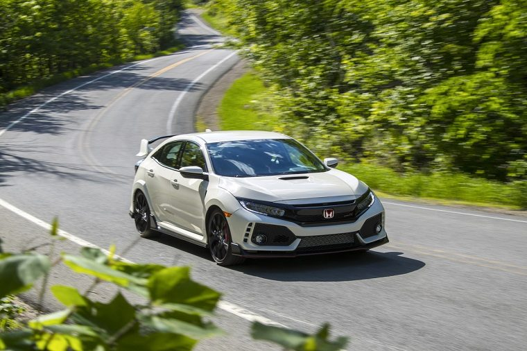 2017-2018 Civic Type R