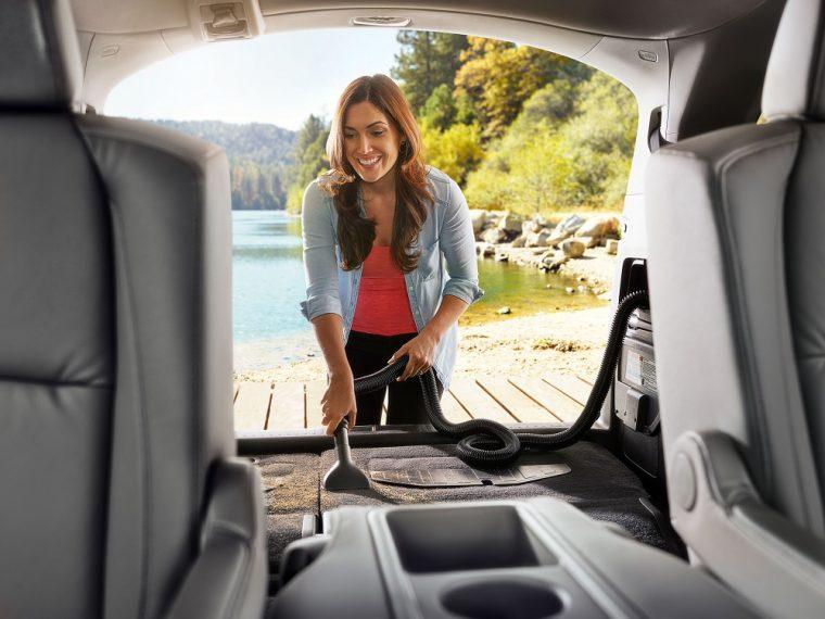 2018 Honda Odyssey Interior HondaVAC North American Utility Vehicle of the Year Finalist NACTOY