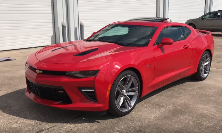 Hsv Incorporates Chevrolet Camaro And Silverado For The