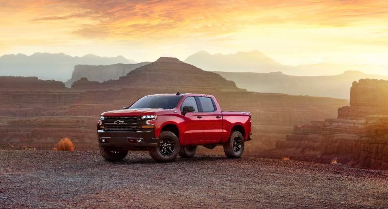 The all-new 2019 Chevrolet Silverado