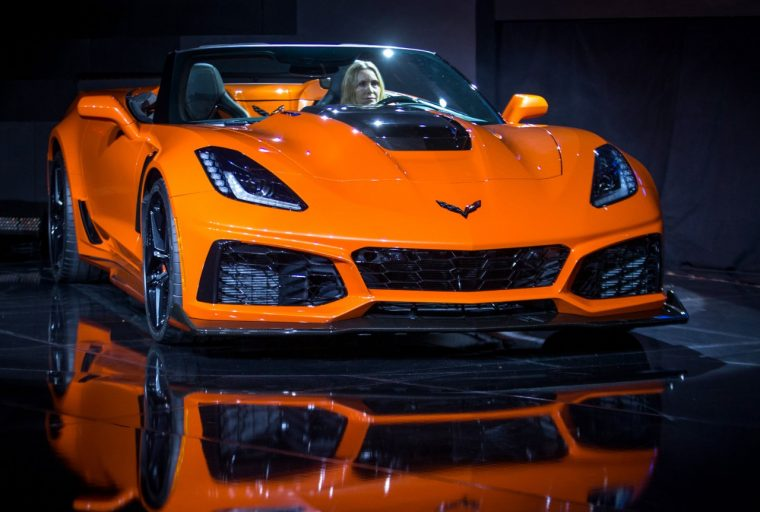 2019 Chevrolet Corvette ZR1 Convertible