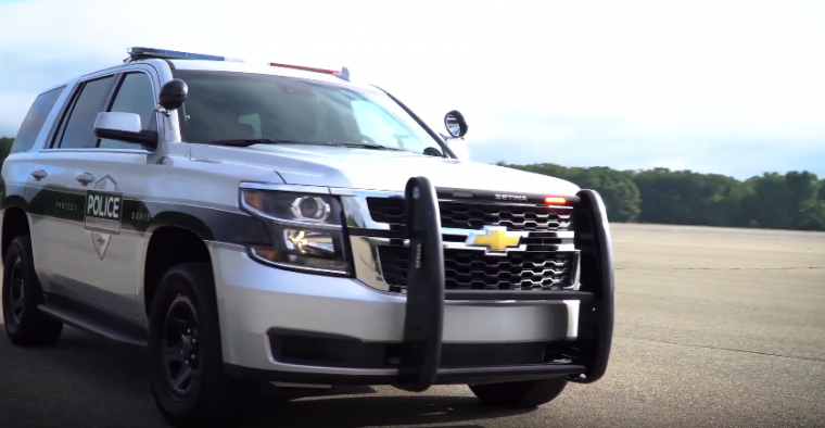 New Technology on the 2018 Chevrolet Tahoe PPV to Protect