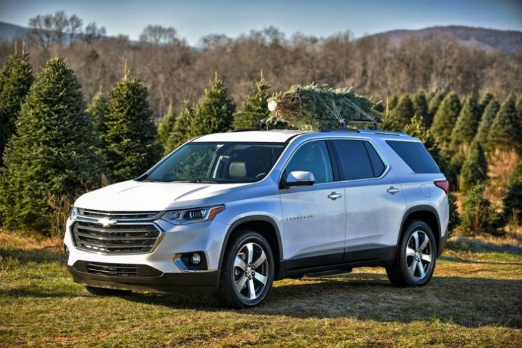 Strong S Performances From Chevy Suvs And Crossovers Led To A 5 Overall Increase For Chevrolet Last Month