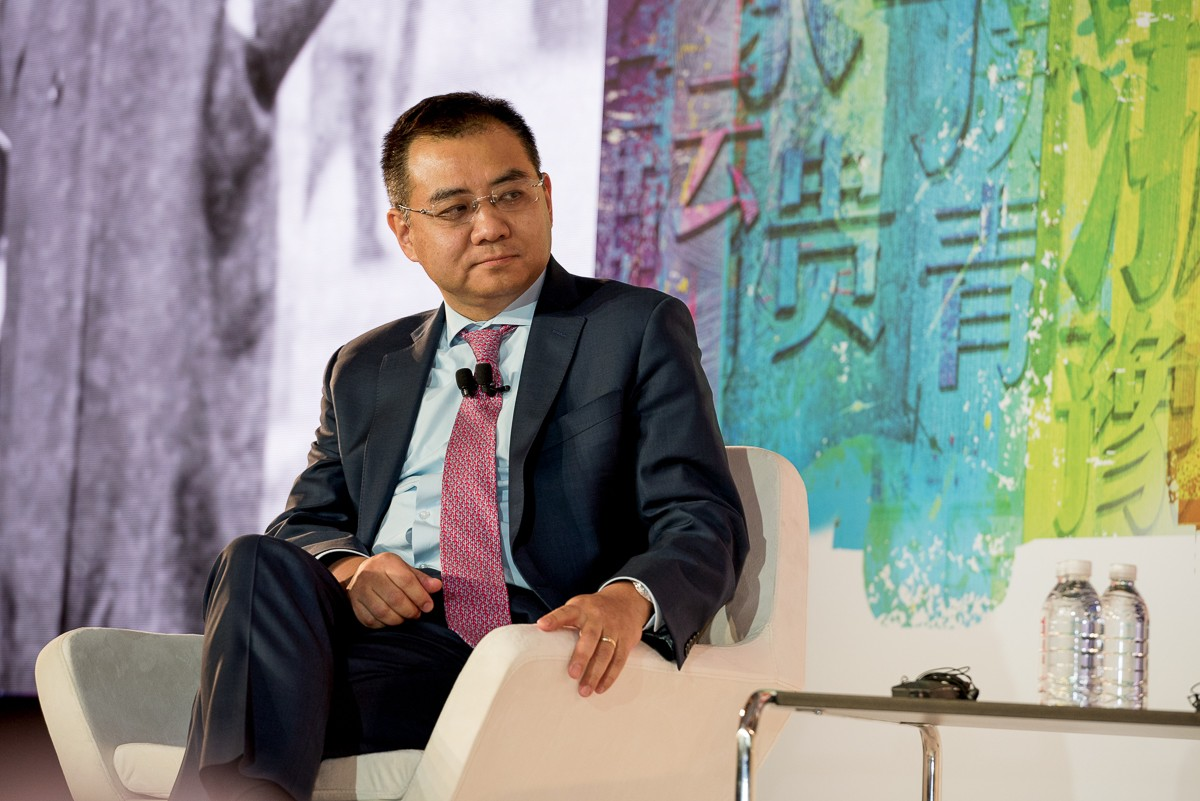 Jason Luo, Chairman and CEO, Ford China