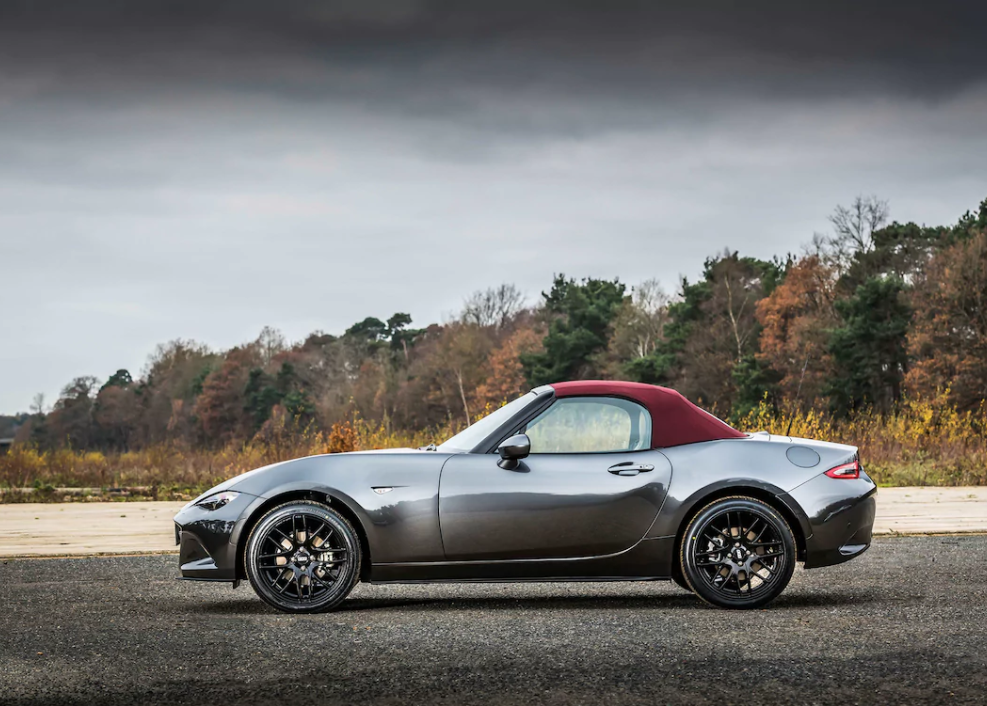 Mazda Certified Pre Owned >> Mazda Releases Special-Edition Miata for UK, Probably ...