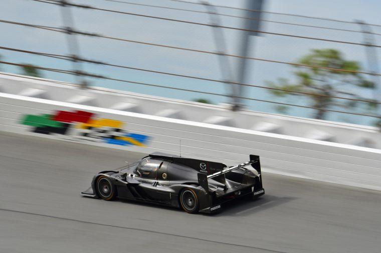 Mazda Prototype race car