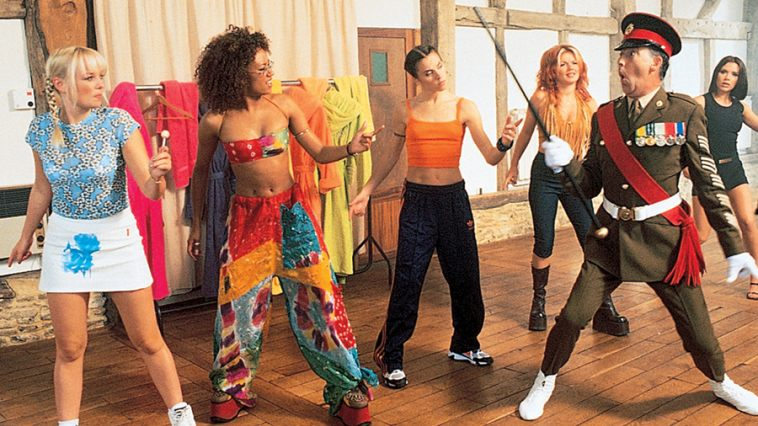 boot camp spice girls spice world