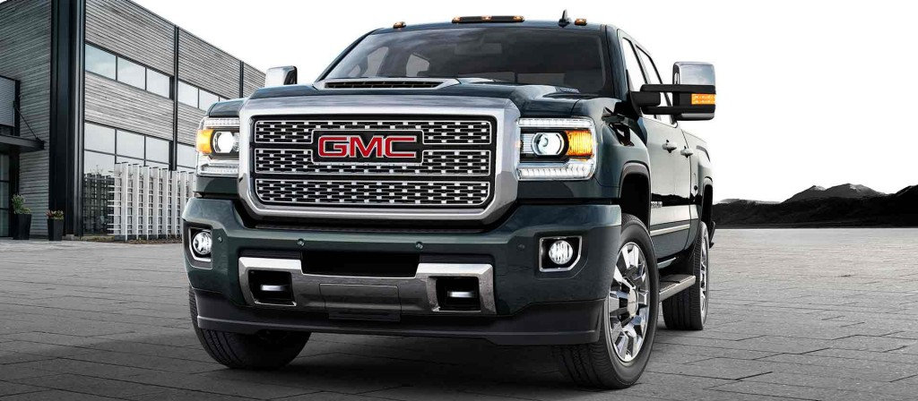 2018 GMC Sierra 2500HD Denali Named Pickup Truck of the ...