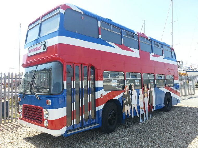the spice bus spice world 20 years