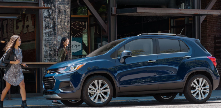 2018 Chevrolet Trax Overview The News Wheel