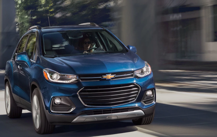 2018 Chevrolet Trax Overview - The News Wheel