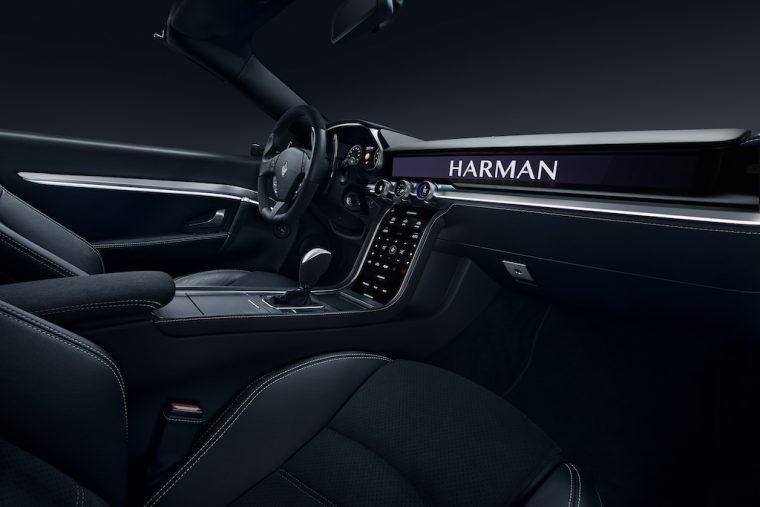 Harman Digital Cockpit CES 2018