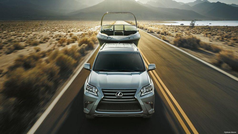 2018 Lexus GX